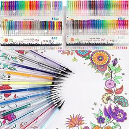 120 unique colors no duplicates gel pens