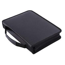 150 Slots Colored Pencil Case,Deluxe PU Leather Fabric Large