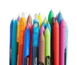 Paper Mate 1956279 InkJoy Gel Pens, Medium Point, Assorted C