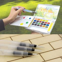 1PC 12cm Water Brush <font><b>Pen</b></font> Ink Water Color