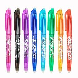 1Pc New 0.5mm Erasable <font><b>Pen</b></font> 1 pcs Refills