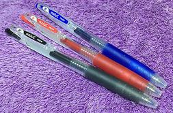 3x Pilot Juice Pens Brown 0.38 mm Japan Gel Ballpoint Gift N