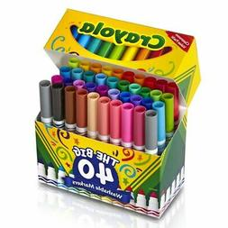 Crayola Broad-line Washable Markers - 40 Count