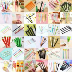 80 Style Gel Pen Ballpoint Stationery Writing Sign Child Sch