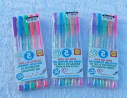 artist studio 15 neon gel pens crafts