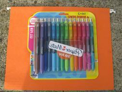 BRAND NEW Paper Mate Inkjoy Gel Pens MEDIUM Point 0.7 mm 16-