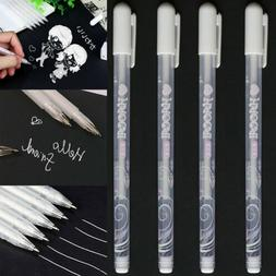 DIY Artist White Painting Marker Gel Ink Pen Drawing Tool Pe