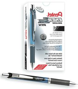 Pentel EnerGel Deluxe RTX Retractable Liquid Gel Pen, Medium