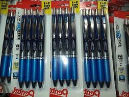 Pentel EnerGel RTX Retractable Liquid Gel Pen, Bold Line, Me
