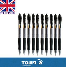 Pilot G 210 Retractable Pen Gel 1.0mm Broad Tip Rollerball B