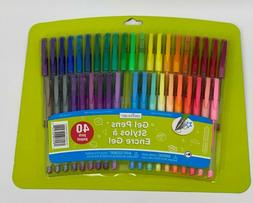 Creatology Gel Pens - 40 pack - NEW - multicolor