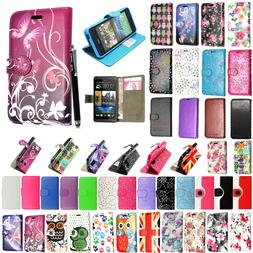 HTC U Ultra Case PU Leather Stand Flip Wallet Card Cover Pho