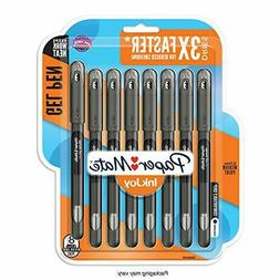 Paper Mate Inkjoy Gel Pens 0.7mm Medium Point Capped Pack of