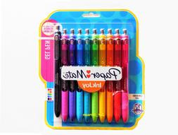 Paper Mate InkJoy Retractable Gel Pens, 0.7mm Medium Point,