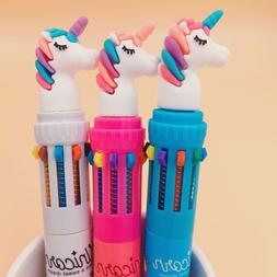 Kawaii 1PC Dream Unicorn 10 <font><b>Colors</b></font> Chunk