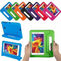 Kids Shock Proof Heavy Duty EVA Foam Stand Case Cover For Sa