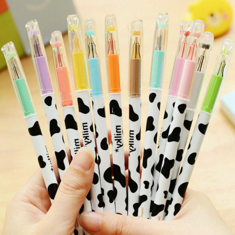Pens Ballpoint Set Study Stationery