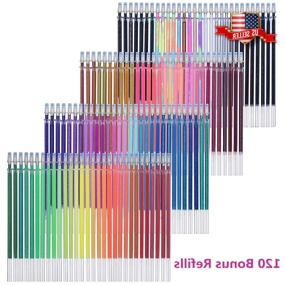 Tanmit 240 Pens Set for Coloring Kid Drawing
