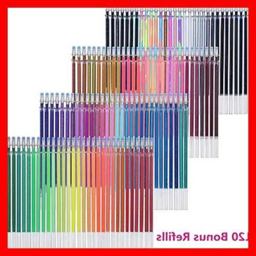 240 Gel Refills For Adults 0.6 1.0Mm
