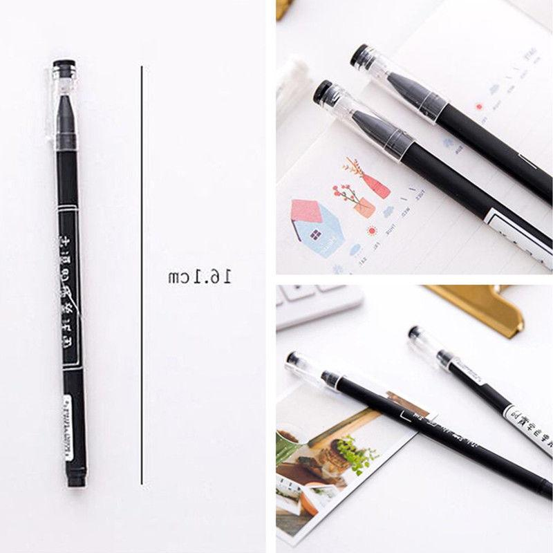3Pcs Pens Novelty Writing Signing Pen Student School Supply Gift New
