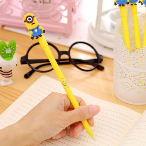 3Pcs pens Cute Business office student Stationery