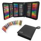 96 Color Gel Pen Set 48 Artist Ink Gel Pens 24 Glitter 12 Me
