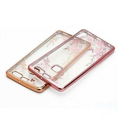 Fashion Strass Patterned Gel Rubber Lot Cover Bumper