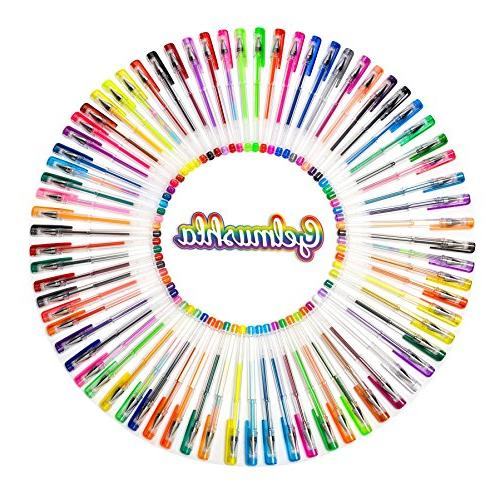 Gelmushta Unique Adult Coloring Drawing with Case