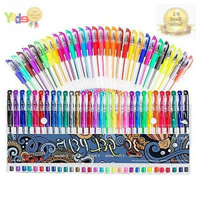 gel pens 30 colors gel marker set