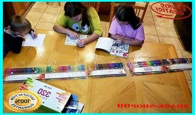 Gel 320 Colors For Glitter Books Drawing