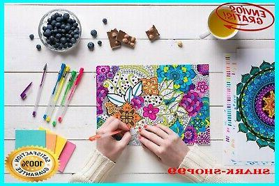 Gel Pens Pen 320 Colors Glitter Coloring Writing Drawing