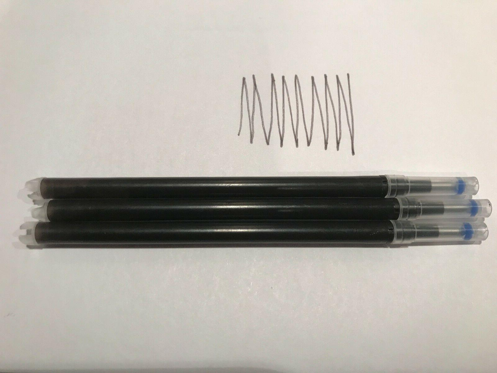 New Rollerball Gel fit Pilot Frixion 3 6 pack