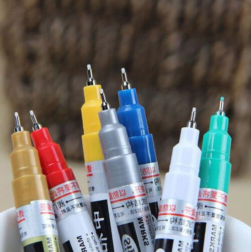 New Marker Permanent Paint Office Writing 0.7mm