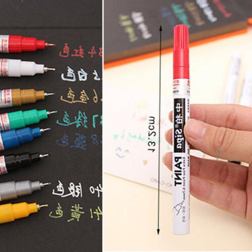 New Thin Marker Paint Office Writing 0.7mm