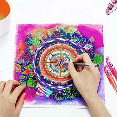 Paint Markers Daubers Adult Coloring Book Colors Art Point