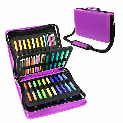 pencil gel pen case flexible