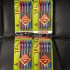 20 x Zebra Sarasa Assorted Color Rapid Dry Ink Gel Retractab