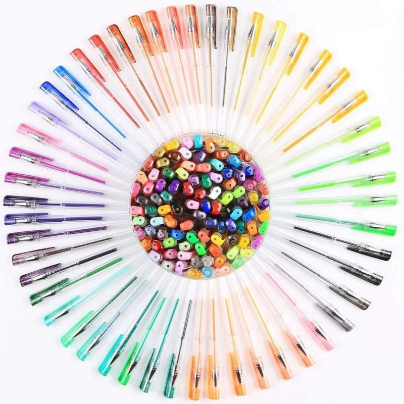 Smart Colors Gel for Coloring Books Painting Wri