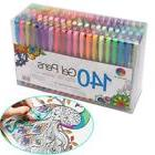 US 24/48 Color Gel Refills Set For School Sketch Marker Art