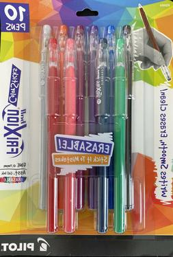new frixion eraseable gel pens assorted colors