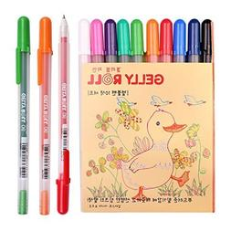 Sakura Pgb10c56 10-piece Gelly Roll Blister Card Gel Ink Pen