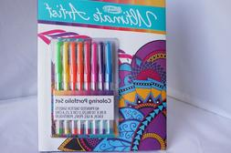 RoseArt Ultimate Artist Gel Pen Portfolio Set