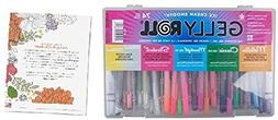 Sakura 74-Pen Gelly Roll Artist Gel Pen Set  Includes Adult