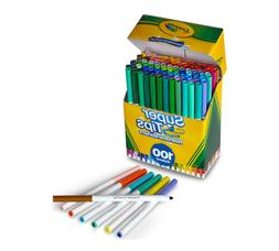 Crayola Super Tips Washable Markers - 100 Count